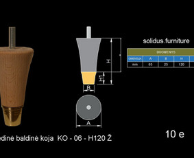 Solidus medienos gaminiai / Ignas / Darbų pavyzdys ID 1064903
