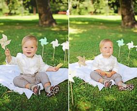 Emos Sferos Krikštynų fotografija