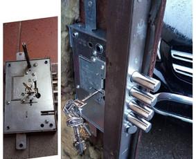 Gerai veikianti spyna - saugus šeimininkas. Pirmieji simptomai, kad kažkas gali nutikti su Jūsų spyna - sringantis raktas.  Bet dažniausiai kreipiasi, kai jau negali užrakinti namų ir apsaugot ...