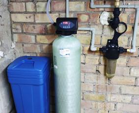 H2o filtrai ir aptarnavimas