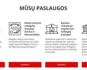 Teikiame visas su nekilnojamu turtu susijusias paslaugas, ypač inžinerines, technologines ir teisines. Susisiekite su mumis www.memelex.lt