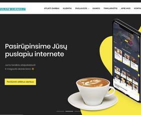 Puslapio-kurimas . lt - svetainių kūrimas nuo 300€