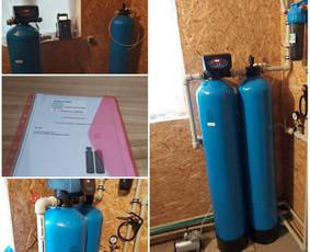 Viskas vandens filtravimui: vandens filtrai ir servisas