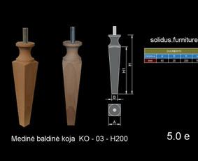 Solidus medienos gaminiai / Ignas / Darbų pavyzdys ID 1072377