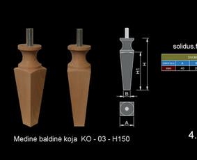 Solidus medienos gaminiai / Ignas / Darbų pavyzdys ID 1072379