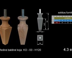 Solidus medienos gaminiai / Ignas / Darbų pavyzdys ID 1072381