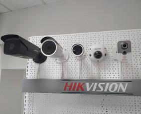 """Vaizdo stebėjimo sistemų įrengimas ir montavimas / UAB """"Apsaugos Koncepcija"""" / Darbų pavyzdys ID 1073285"""
