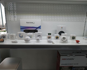 """Vaizdo stebėjimo sistemų įrengimas ir montavimas / UAB """"Apsaugos Koncepcija"""" / Darbų pavyzdys ID 1073287"""