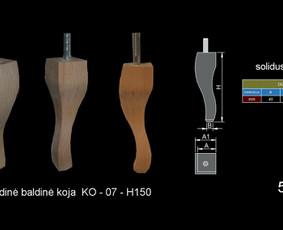 Solidus medienos gaminiai / Ignas / Darbų pavyzdys ID 1074957