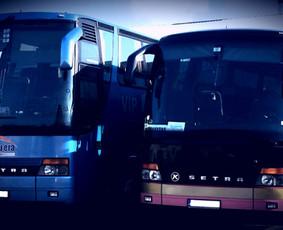 Autobusų nuoma, mikroautobusų nuoma, pigios kelionės