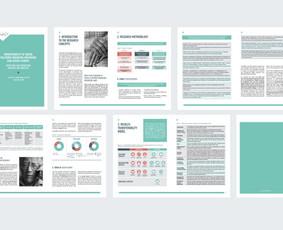 Infografikų, prezentacijų, ataskaitų, leidinių kūrimas