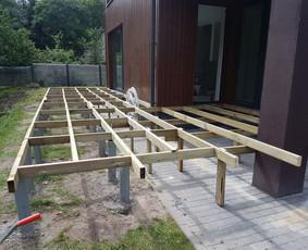 Statybų ir apdailos darbai / Davainienė Giedrė / Darbų pavyzdys ID 1081207