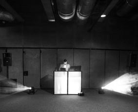 Vedėjas ir DJ viename - kokybiškas įgarsinimas, apšvietimas