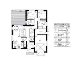 Interjero dizainas / IDspace / Darbų pavyzdys ID 1087395