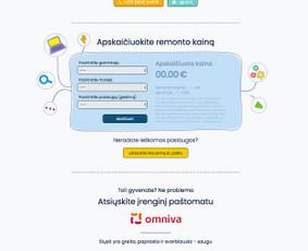 Interneto svetainės, el. parduotuvės, sistemos, SEO