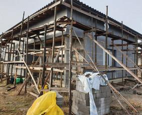Galime priduoti nebaigtą statybą ir įregistruoti Regisrų Centre tam,kad galėtumėte gauti kreditą ir susifinansuoti statybas eigoje...