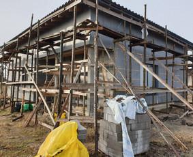 Namų pridavimas, konsultacijos, nebaigta statyba
