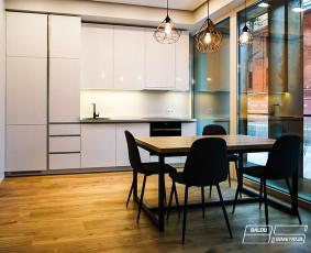 Virtuvės baldų gamyba, spintų gamyba