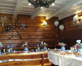 Šviežias ir skanus maistas Jūsų šventei