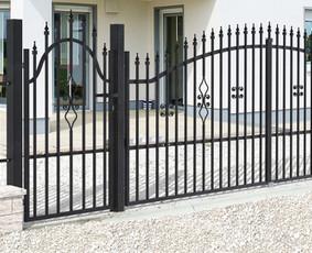 Tvora vartai varteliai vartų automatika