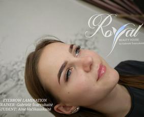 Kosmetologė Ainė Vačikauskaitė