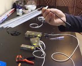 Elektros darbai, varžų matavimai, apsaugos / video sistemos