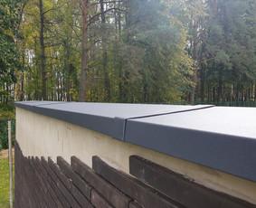 Profesionalus stogų remontas. Skardinimo darbai