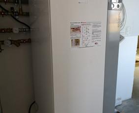 Oro kondicionavimas, šaldymas, vedinimas, šildymas.