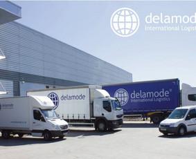 Perkraustymo paslaugos Delamode Removal Services / Delamode Movers / Darbų pavyzdys ID 1103385