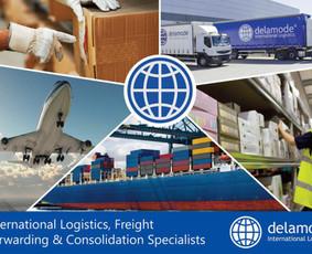 Perkraustymo paslaugos Delamode Removal Services / Delamode Movers / Darbų pavyzdys ID 1103389