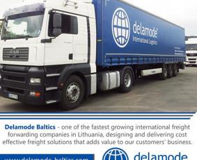 Perkraustymo paslaugos Delamode Removal Services / Delamode Movers / Darbų pavyzdys ID 1103393