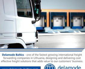 Perkraustymo paslaugos Delamode Removal Services / Delamode Movers / Darbų pavyzdys ID 1103395