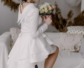 Išsvajotos vestuvinės suknelės kūrimas ir siuvimas / ReCut / Darbų pavyzdys ID 1106709