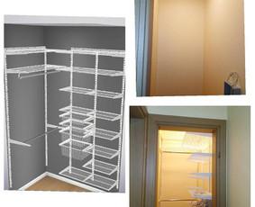 ELFA sistemos montavimo darbai Jūsų namuose, biure, sodyboje. Elfa sandėliavimo sistema puikiai tinka garažuose, drabužinėse ir kaip prekybos įranga...