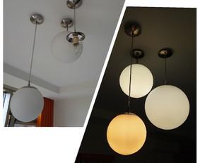 Apšvietimo lempučių keitimo darbai Jūsų namuose, biure, sodyboje. Dažnai kviečia žmonės, kurie nepasiekia ar bijo lipti ant aukštų kopiečių ir negali patys pasikeisti