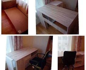 Baldų surinkimas Jūsų namuose, biure, sodyboje. Lenkiškų baldų surinkimas antroje vietoje po IKEA baldų.
