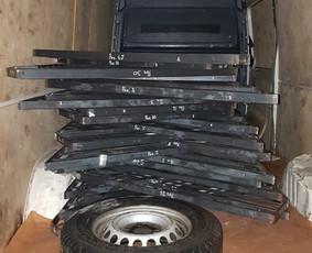 Perkraustymo paslaugos krovinių pervežimas / Virgilijus / Darbų pavyzdys ID 948771