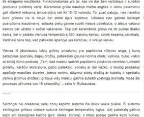 Tekstų kūrėjas/copywriter (Lt, En)
