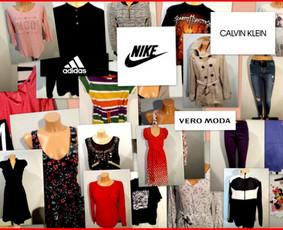 Intenetinė dėvėtų drabužių parduotuvė