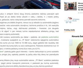 Straipsniai, SEO, reklaminiai ir kūrybiniai tekstai (LT)