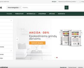 Internetinė svetainė, kuri padidins jūsų pardavimus iki 600%