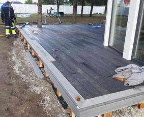 Stogų ,tvorų,terasų montavimas