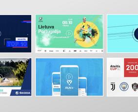 Soc. tinklų (Facebook, Instagram) komunikacija ir reklama