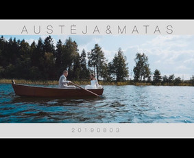 Profesionalus, šiuolaikiškas vestuvių filmavimas / Gintaras Tamašauskas / Darbų pavyzdys ID 1115767
