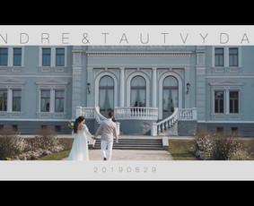 Profesionalus, šiuolaikiškas vestuvių filmavimas / Gintaras Tamašauskas / Darbų pavyzdys ID 1115769
