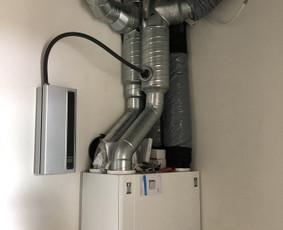 Rekuperacinės ir kondicionavimo sistemos