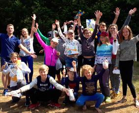 Vaikų ir jaunimo stovyklos 2020