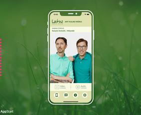 Android, iOS mobiliųjų aplikacijų kūrimas