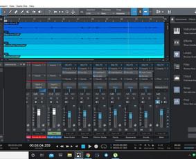 Muzikos prodiusavimo, suvedimo bei masteringo paslaugos