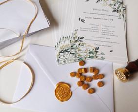 Rankų darbo vestuviniai kvietimai ir ne tik.
